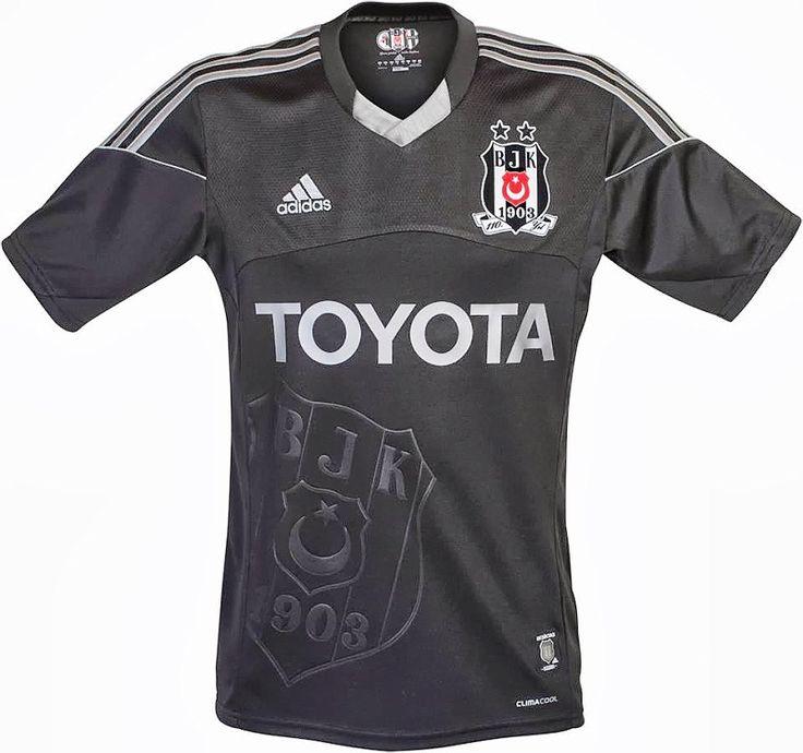 Beşiktaş 110.Yıl Siyah Forma #F1PARK