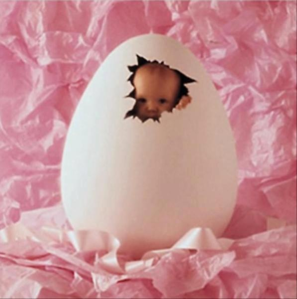 easter photo idea. LOVE this