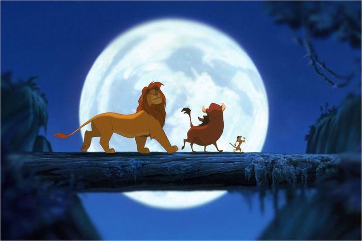 """""""Hakuna Matata"""" Le Roi Lion (1994)"""