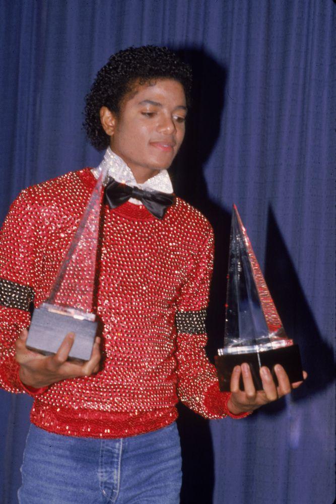 Michael Jackson Style Evolution