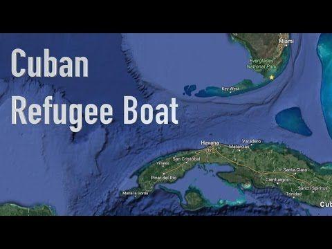 Cuban Refugee Boat
