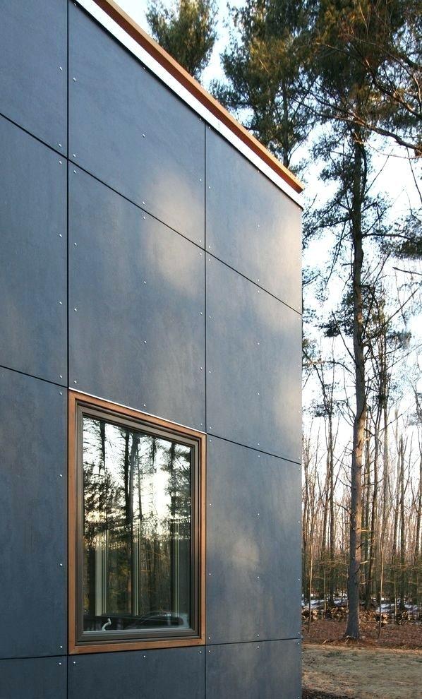 Modern Exterior Siding Fiber Cement Siding Options With Modern Exterior And Cedar Siding Cement Panels E Modern House Siding Vinyl Siding House Modern Exterior