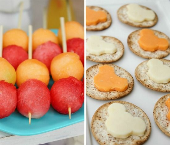 Minnie Mouse Party Food #DreamParty #shop