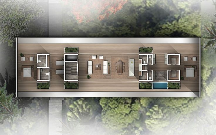 MANDARIN TREE TOP VILLAS