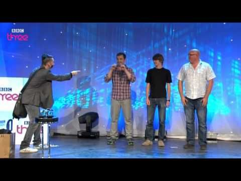 Edinburgh 2011: The Boy With Tape on His Face - Three @ The Fringe - BBC Three - YouTube