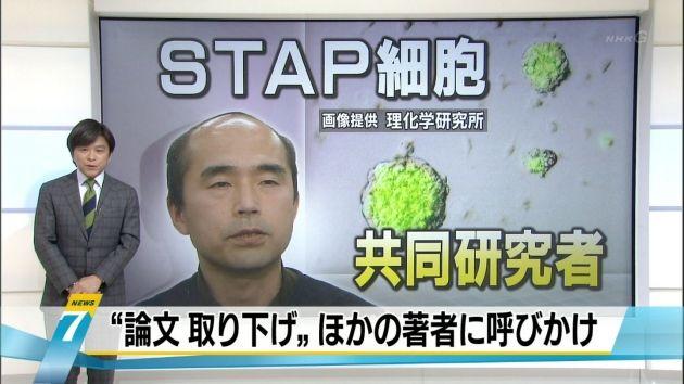 【ついにNHK】 STAP細胞の共同研究者、論文の取り下げを呼びかけ 「存在の確信なくなった」 小保方さん\(^o^)/ | ニュース2ちゃんねる