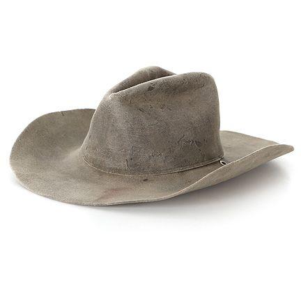 IRON MAN 3 - Tony Stark (Robert Downey Jr.) cowboy hat for sale at www.TheGoldenCloset.com