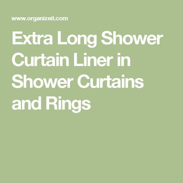 best 25 long shower curtains ideas on pinterest