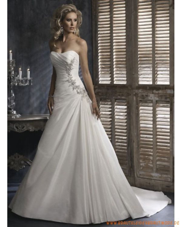 201 best Elegante Brautkleider images on Pinterest | Beads, Cheap ...