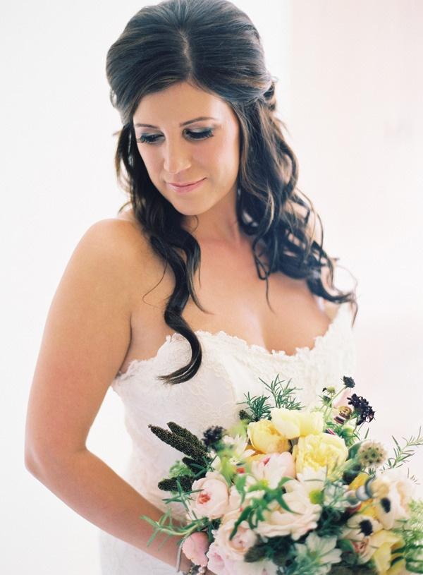 wedding hair ideas: Hair Ideas, Hair Down, Wedding Hair, Floral Design, Cute Hair, Hair Style, Stuffed French Toast, Pretty Hair, Hairstyles Ideas