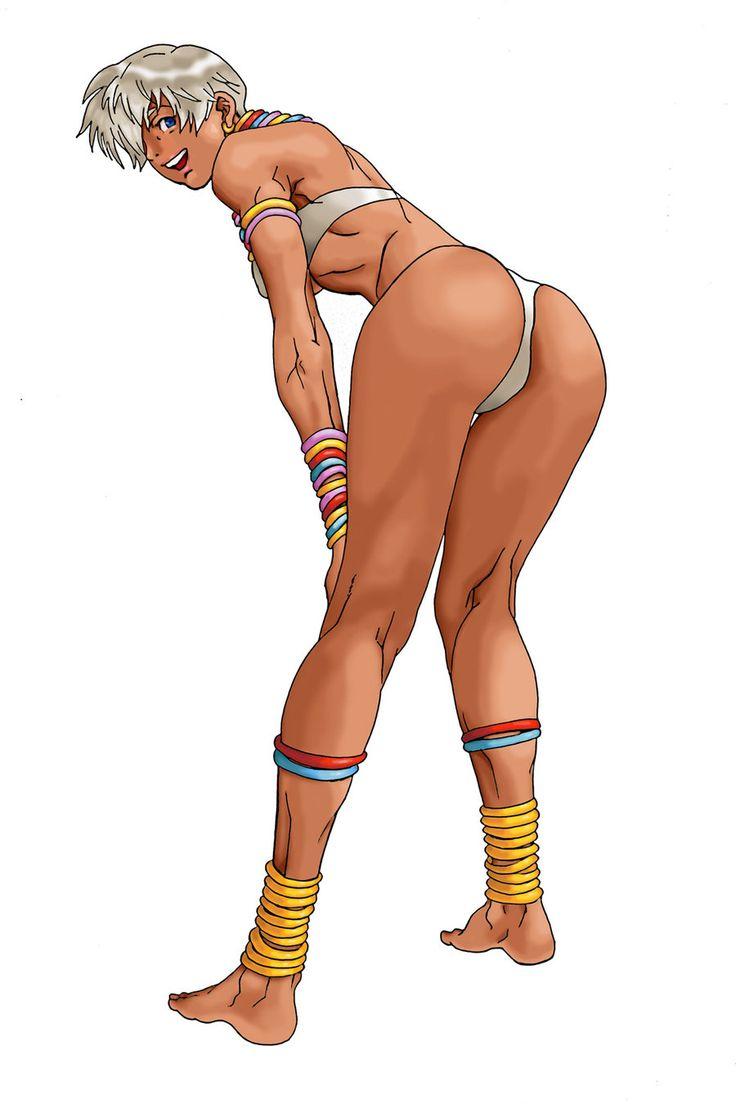 Elena (Street Fighter 3)