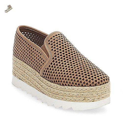 Steve Madden Women's Koreen-p Fashion Sneaker, Natural Nubuck, 7 M US - · Steve  Madden SneakersWomens ...