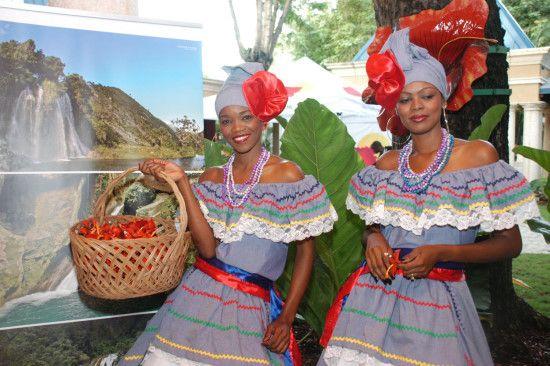Robe carabela | Caribbean fashion, Haitian clothing ...