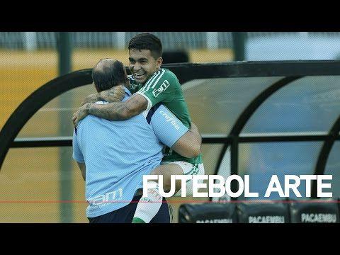 FUTEBOL ARTE - Palmeiras 1 x 0 Corinthians - Paulistão 2016 - YouTube