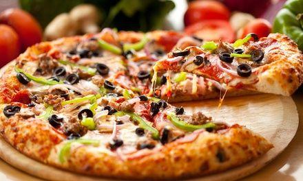 2 pizzas de 33 cm au choix sur la carte - Restaurant Baïla Pizza - Le Haillan à Le Haillan