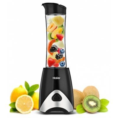 Just US$19.99 + free shipping, buy Haier HBB - B0109EU Portable Blender online shopping at GearBest.com.