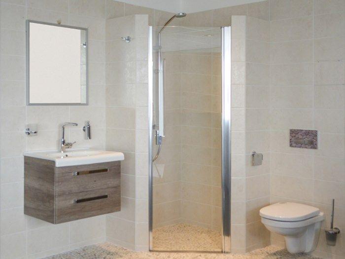 25 beste idee n over kleine landelijke badkamers op pinterest landelijke badkamer decoraties - Faience giet keuken moderne ...
