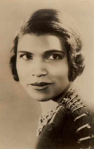 marian anderson , her photo is often mistaken for that of Charlotte E. Ray.