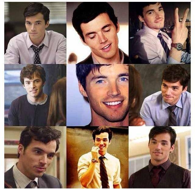 Mr. Ezra Fitz!!! I miss him a little bit...