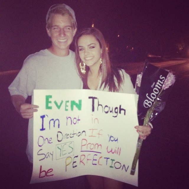 143 best asked to prom images on pinterest dance proposal prom cutest way to get askedwould help if it were harry ccuart Gallery