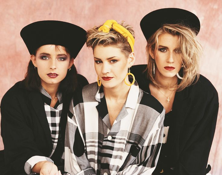 'We're virtually in tears of the emotion of it all,' Keren Woodward tells PEOPLE of performing again with Bananarama bandmates Sara Dallin and Sibohan Fahey
