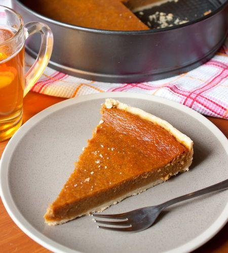 Сезон тыквы идет полным ходом 😉 А значит, мы опять будем готовить из нее что-то вкусненькое. Меня тут уже не один раз просили тыквенный пирог – тот который американцы традиционно пекут на День благодарения (в США от отмечается в четвертый четверг ноября, а в Канаде – во второй вторник октября).…