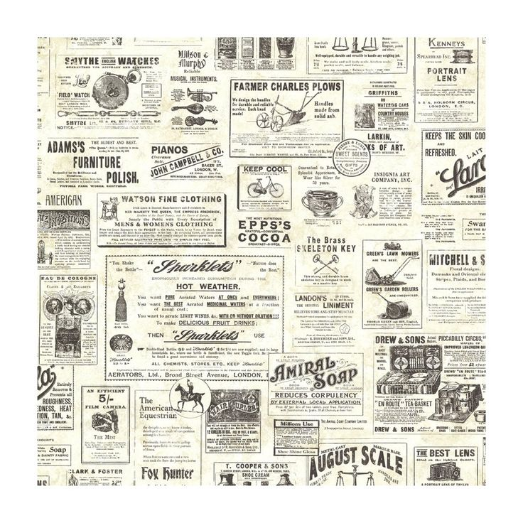 Shop Provincial Wallcoverings  CTR64271 Adamstown Cream Vintage Newspaper Wallpaper at Lowe's Canada. Find our selection of wallpaper & wallpaper supplies at the lowest price guaranteed with price match + 10% off.