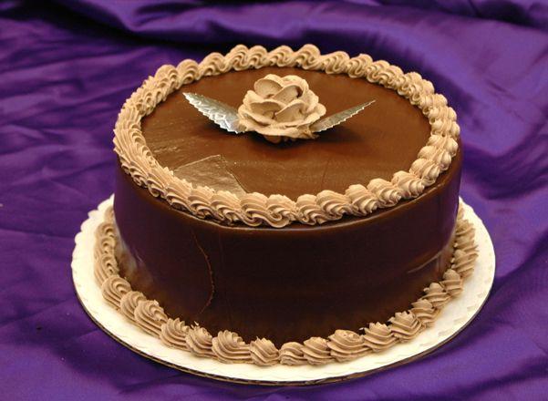 Mozart Cake Sugar Plum Bakery