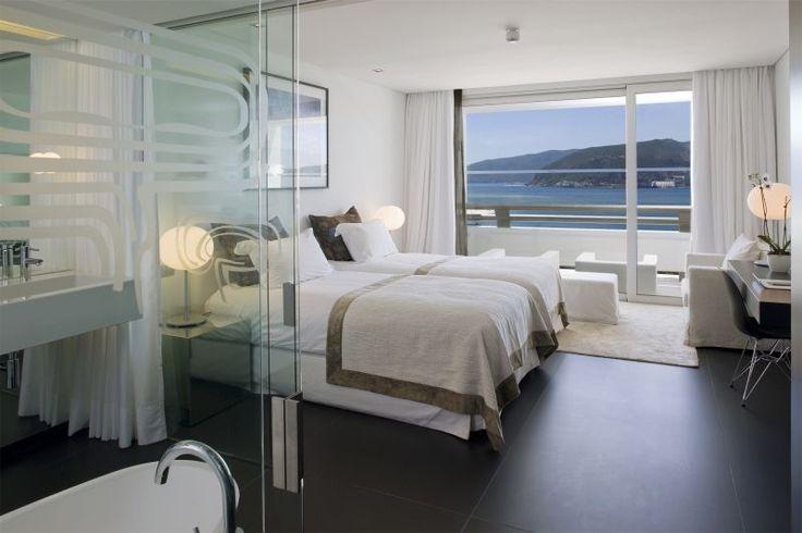 Tróia Design Hotel - nur 50 Kilometer vom Flughafen Lissabo entfernt liegt das moderne Hotel an einem der schönsten Strände der Atlantikküste.