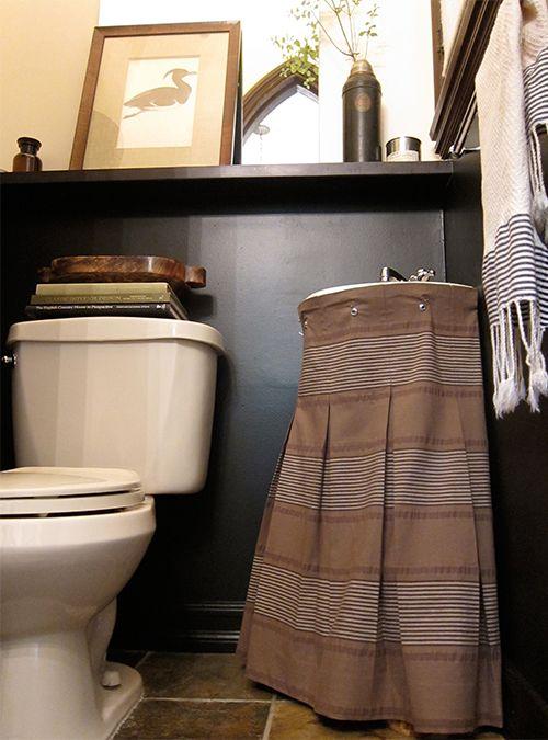 Sink Skirt Pattern 40