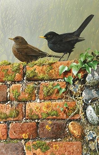 """Blackbirds"" by Terance James Bond"