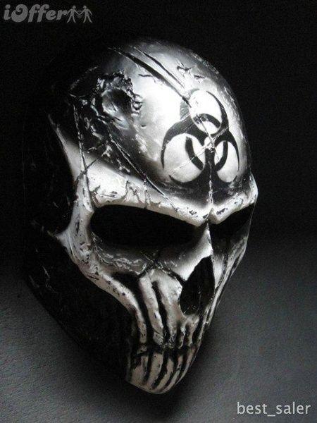 Intimidating airsoft masks cheap