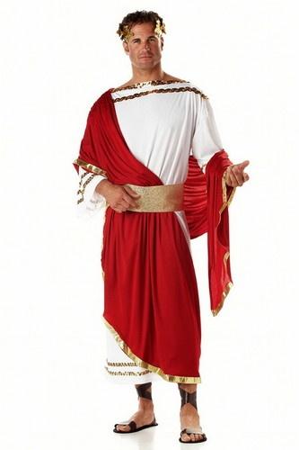 mens zeus toga outfit greek roman caesar god costume leaf crown cases and les gold. Black Bedroom Furniture Sets. Home Design Ideas