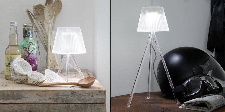 lampada in gel PLISSE' - by GEELLI - design Sergio Mori http://www.geelli.com/