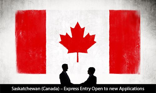 #Saskatchewan (Canada) - #ExpressEntry Open to new Applications  https://www.morevisas.com/immigration-news-article/saskatchewan-canada-express-entry-open-to-new-applications/4693/