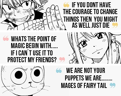 fairy tail quotes lucy - Google Search