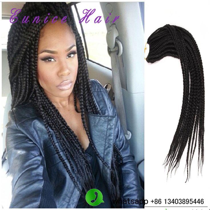Mejores 39 imágenes de box braids en Pinterest | Pelo trenzado ...