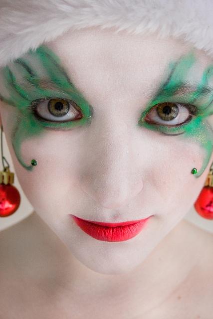 Christmas Elf by **Kel-Z**, via Flickr
