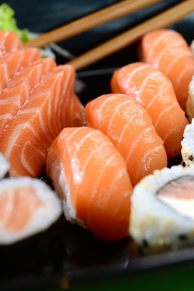 9 best sumptuous norwegian salmon images on pinterest british how norway changed sushi forever ccuart Image collections