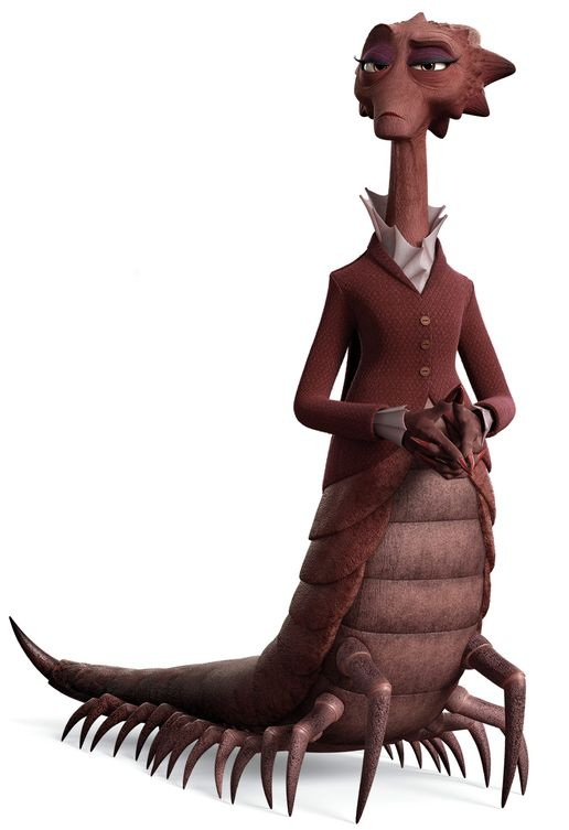 Dean Hardscrabble - Disney Wiki - Wikia--Best character from this movie, I fell in love with her. Can't believe she was voiced by the lovely Helen Mirren. Pixar is awesome at capturing the characters and mannerisms of the live action actors who voice their characters and they totally nailed it with Dean Hardscrabble!