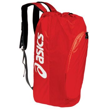Great ventilation for stinky shoes and wrestling gear - Asics Gear Bag