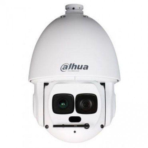 Dahua DH-SD6AL230F-HNI DH-SD6AL230F-HNI Dahua DH-SD6AL230F-HNI — это сетевая купольная PTZ видеокамера, которая является воплощением самых современных и инновационных технологий в области профессионального видеонаблюдения. Представленная модель оборудована 2-мегапиксельной высокочувствительной 1/1.9″ CMOS матрицей Full HD, а также вариофокальным объективом с мощным 30-кратным оптическим увеличением. Для съемки в темное время суток в камере применяется ИК подсветка с рекордно большим радиусом…