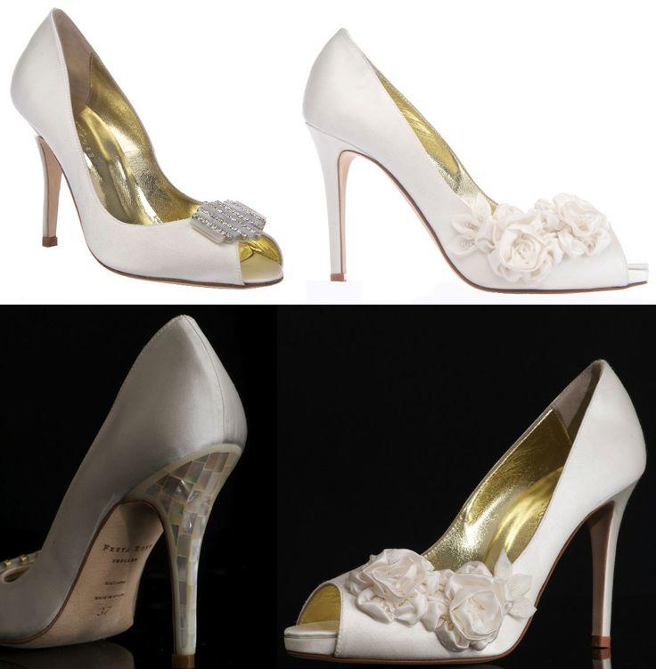 Zapatos de novia Otoño Invierno 2012-2013