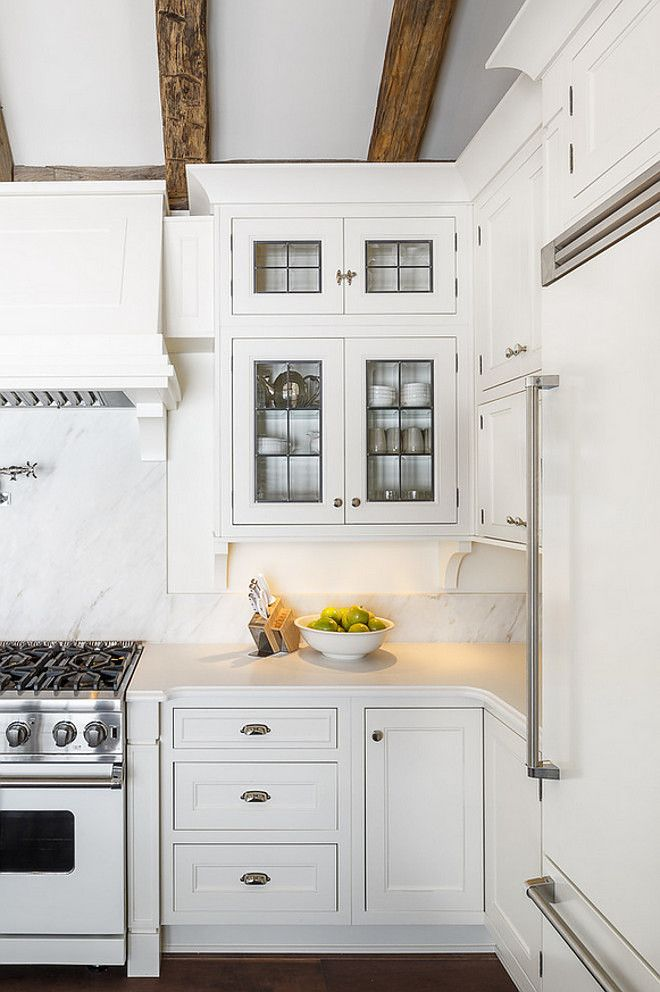 221 best English Kitchen images on Pinterest | Kitchen dining living ...
