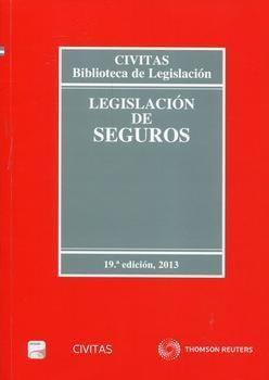 A lexislación de seguros é sumamente ampla, se ben algunhas disposicións resultan básicas na ordenación deste sector. Neste sentido, a presente obra recolle as disposicións máis importantes.