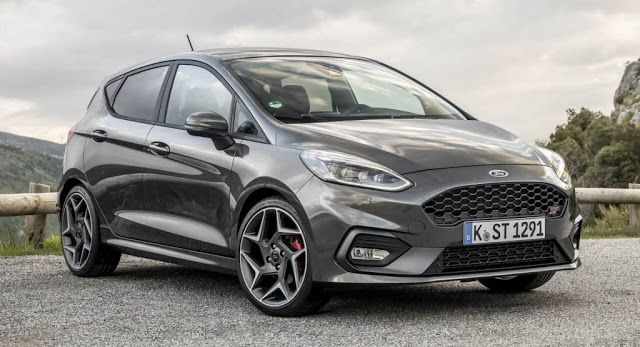 45+ Ford fiesta ecoboost 2018 inspirations