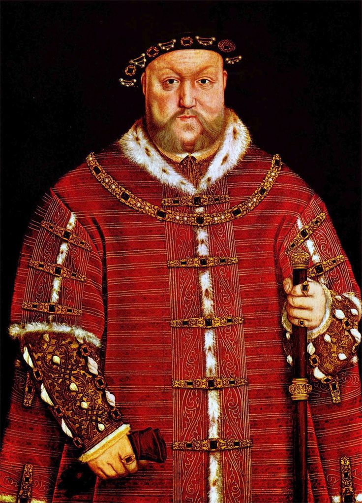 King Henry was the second monarch of the Tudor dynasty after his father.