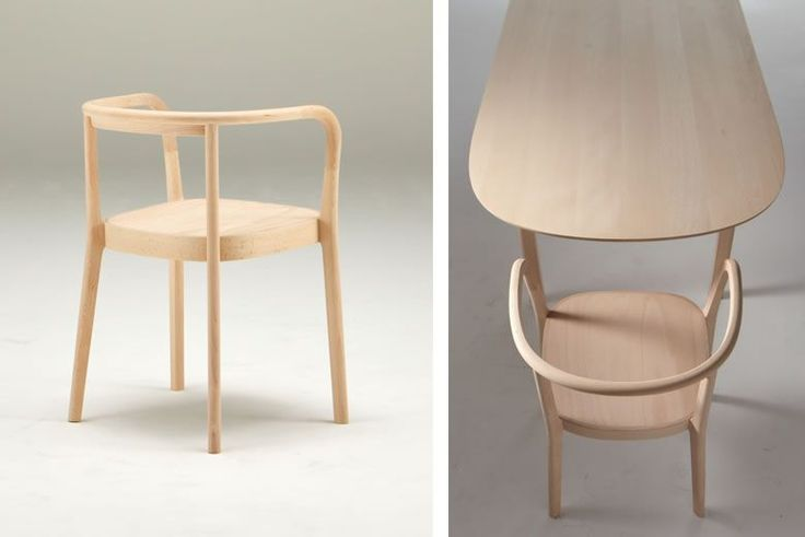 構想から3年! セシリエ・マンツ × アクタス × 日進木工が世界に放つ家具「moku」登場
