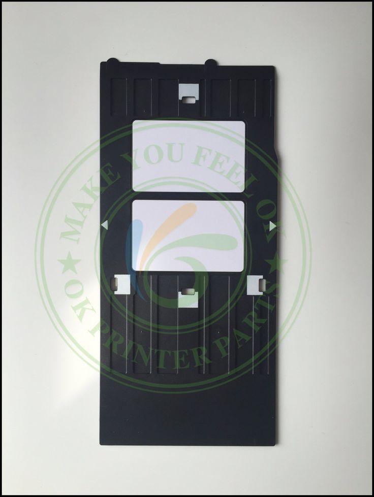 Купить товарСтруйный пвх ID карта лоток пластиковый лоток карточка пвх для печать карт лоток для Epson R200 R210 R220 R230 R300 R310 R320 R350 в категории Запчасти для принтерана AliExpress.   PVC ID Card Tray Plastic card Printing Tray for Epson R260 R265 R270 R280 R290 R380 R390 RX680 T50 T60 A50 P50 L800 L8