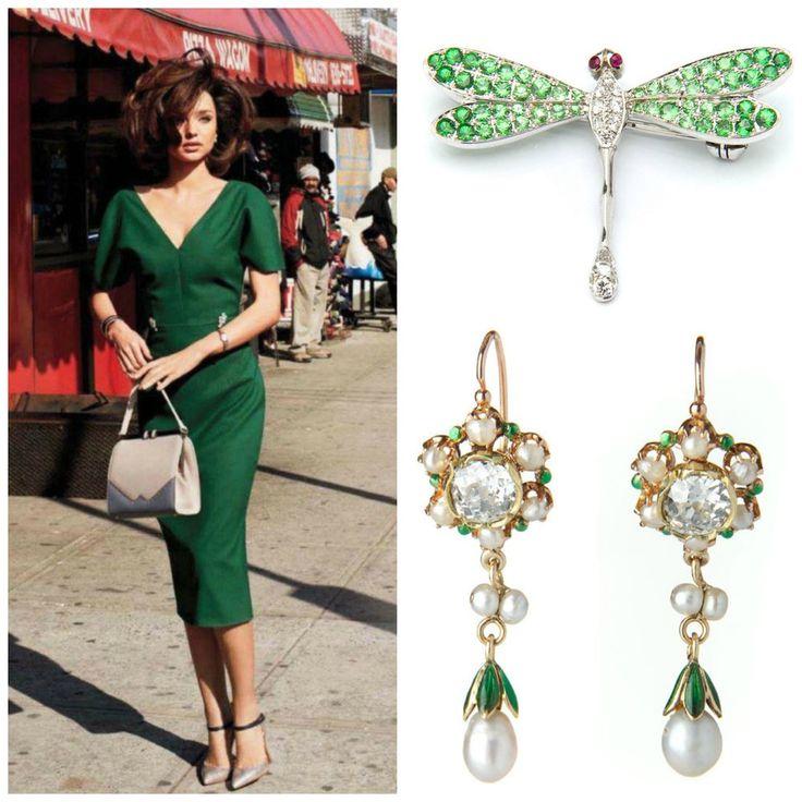 #auction #DESA #warsaw #desabizuteria #pearls #wempre #enamel #gold #jewelry #emeralds #diamonds #women #vogue #elegant